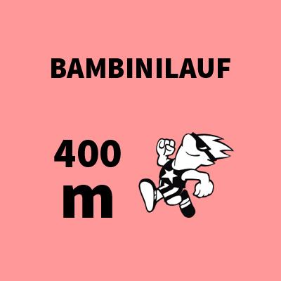Bambinilauf 400